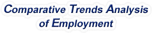 New York - Comparative Trends Analysis of Total Employment, 1969-2017