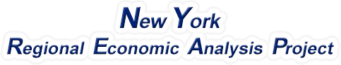 New York Regional Economic Analysis Project